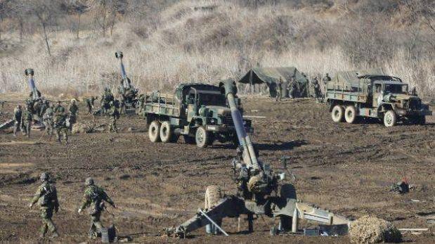 """Corea del Sur reveló plan de """"disuasión activa"""" ante amenaza norcoreana"""