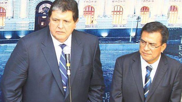 Ex primer ministro negó irregularidades en indultos dados por Alan García