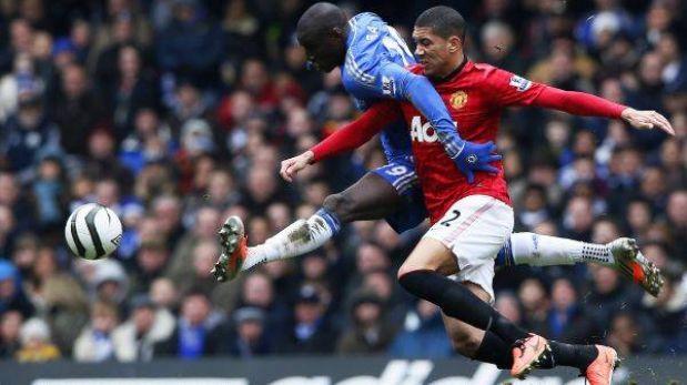 Chelsea ganó 1-0 y eliminó al Manchester United de la Copa FA