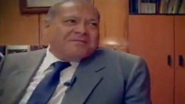 Renunció el cuestionado presidente de la Corte de Justicia de Arequipa