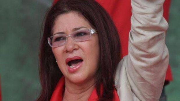 Cilia Flores, la pareja de Maduro que se prepara para liderar el chavismo