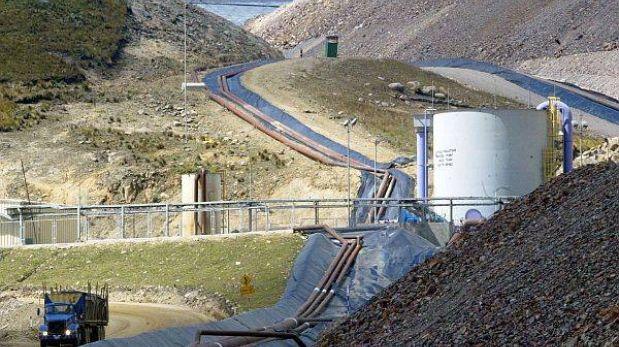 Inversión de proyecto Conga puede irse a otro país, afirmó Newmont
