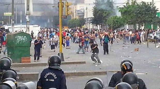 La Parada: comerciantes podrán volver a 160 días de hechos de violencia