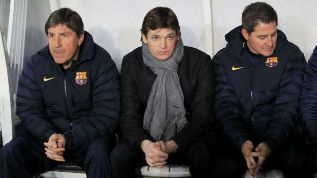 FOTOS: Barcelona y PSG lucharon al filo del reglamento en el 2-2 obtenido en París