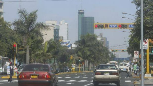 Reordenamiento vial en Av. Javier Prado redujo tránsito a tres minutos