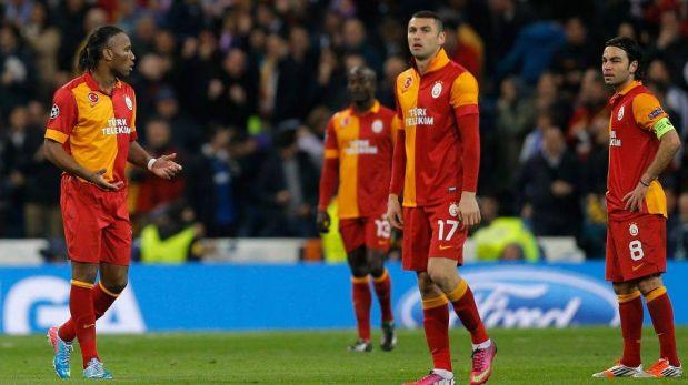 FOTOS: la felicidad del Real Madrid de Cristiano Ronaldo y la tristeza del Galatasaray de Didier Drogba
