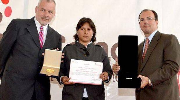 Peruana logró medalla de plata en Salón Internacional de Inventos