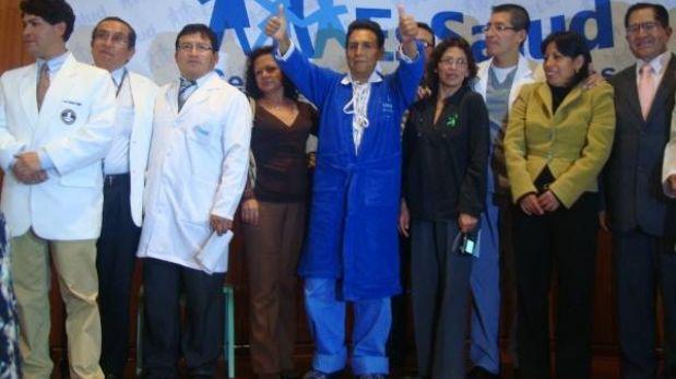 Huancayo: Essalud realizó el primer trasplante de hígado en provincias
