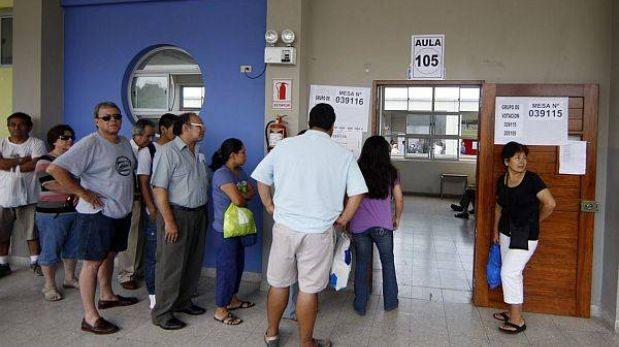 Los que no votaron ya pueden pagar sus multas en el Banco de la Nación