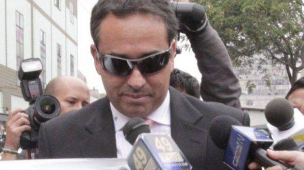 Roberto Martínez fue denunciado penalmente por 'chuponeo' en el Callao