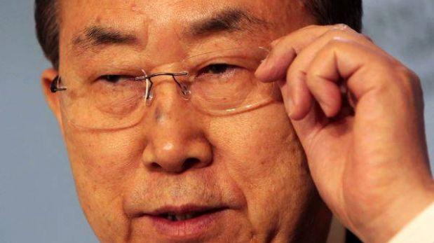 """Ban Ki-moon ve situación de Corea del Norte """"alarmante y preocupante"""""""