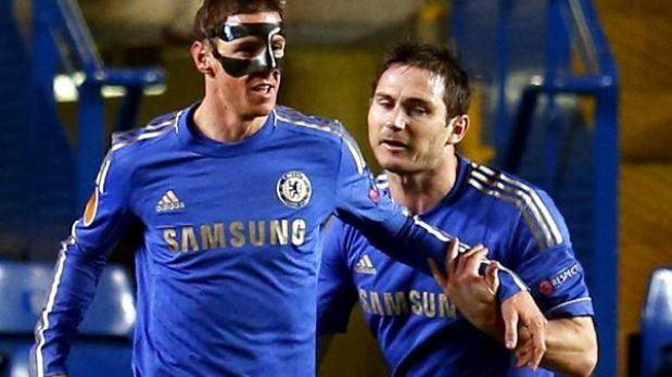 Chelsea ganó 3-1 a Rubin Kazan con doblete del 'Niño' Torres por la Europa League