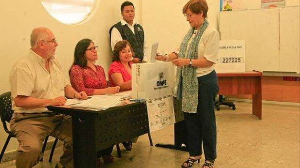 Mañana proclamarán los resultados generales de la revocación en Lima