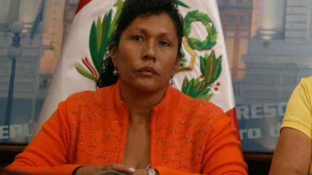 Ollanta Humala también invitó a Elsa Malpartida a postular al Congreso