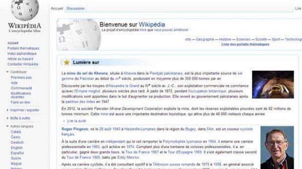 Inteligencia francesa obligó a voluntario a borrar artículo de Wikipedia
