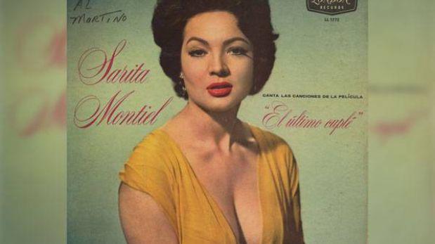 Sara Montiel, la diva y sex symbol del Hollywood de los 50 y 60