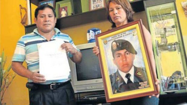Padre de César Vilca asegura sentirse humillado por el Gobierno