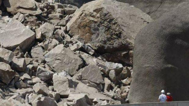 Derrumbe en túnel Rímac – SJL no aplazará las obras, estima Emape