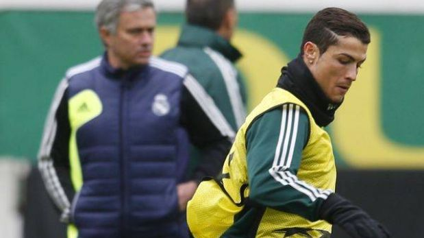"""Mourinho: """"Si perdemos 2-0 o 3-1 no volveré feliz a casa"""""""