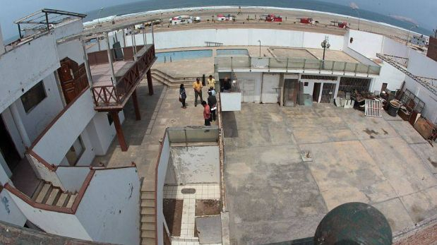 Casa de playa de Montesinos aún no es decomisada de manera definitiva