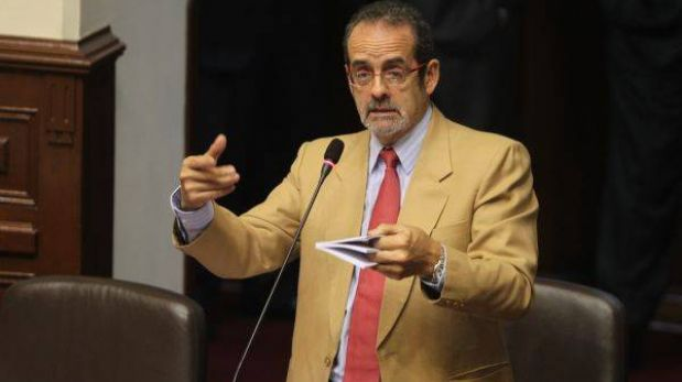 """Poder Judicial corrigió acusación injusta contra Diez Canseco"""