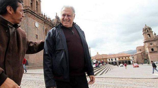 "Antonio Fagundes en Cusco: ""Vengan a descubrir este espacio maravilloso"""