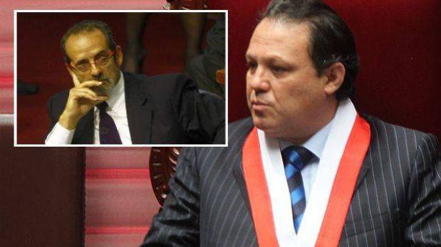 """Fallo a favor de Diez Canseco es de """"ejecución inmediata"""", afirmó magistrado del TC"""