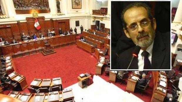 Congreso apelará resolución judicial que anula sanción contra Diez Canseco