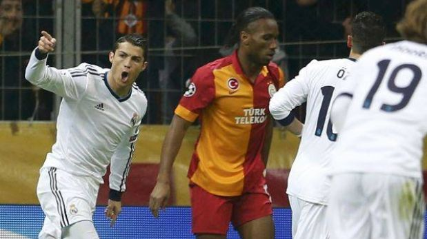 Real Madrid clasificó a semis de Champions pese a derrota 3-2 ante Galatasaray