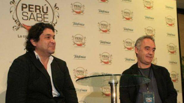 """Gastón Acurio presentará documental """"Perú sabe"""" en feria gastronómica de Chile"""