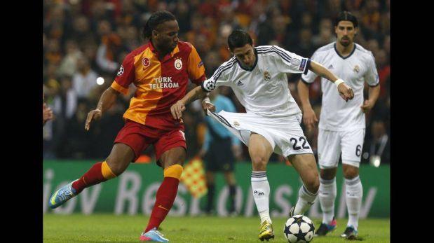 FOTOS: Real Madrid clasificó en una gran noche de Cristiano Ronaldo en el infierno de Estambul