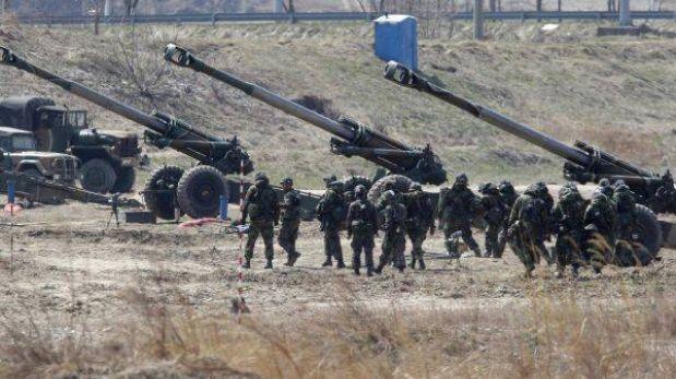 Corea del Sur y EE.UU. elevan alerta ante ataque de Corea del Norte