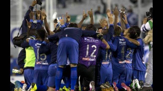 Emelec y Santa Fe clasificaron a octavos de final de la Libertadores