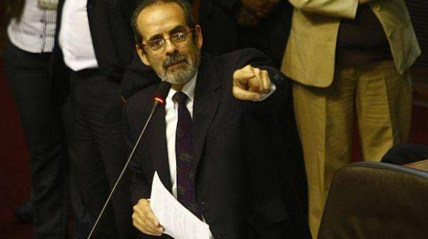 Fallo a favor de Javier Diez Canseco respeta la Constitución, afirmó PJ