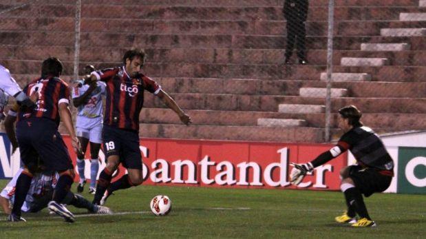 FOTOS: el rotundo 5-1 que le propinó Real Garcilaso a Cerro Porteño en el Cusco