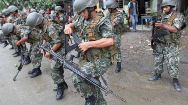 El 56% de peruanos prefiere que el servicio militar sea voluntario