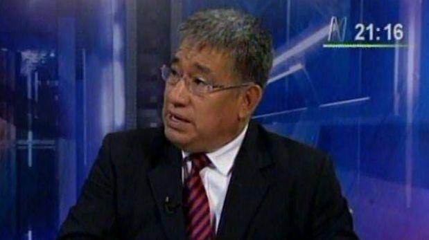 El ex presidente de la comisión de indultos fue suspendido del Apra