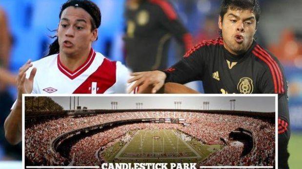 Perú-México: el amistoso del 17 de abril se jugará a las 10 p.m.