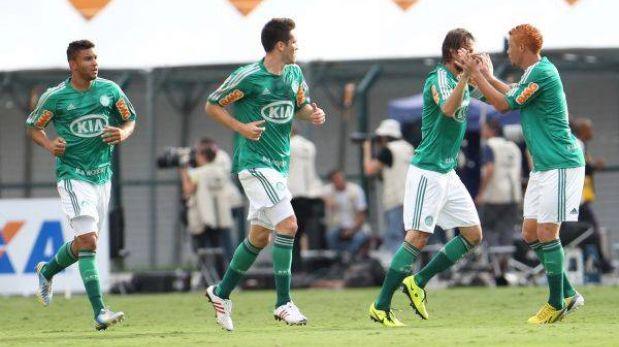 Copa Libertadores: Palmeiras ganó y eliminó automáticamente a Cristal