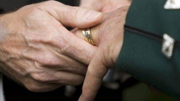 Francia aprobó la ley de las bodas homosexuales