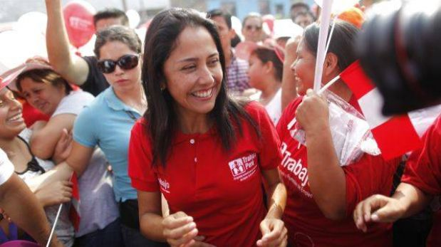 Cobertura de actividades de Nadine Heredia habría costado al Estado cerca de S/.1 millón