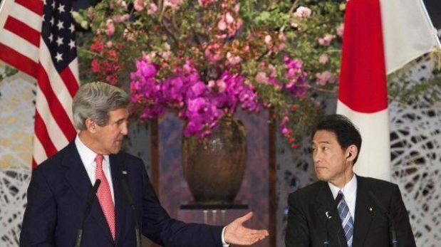 Japón y Estados Unidos piden diálogo a Corea del Norte