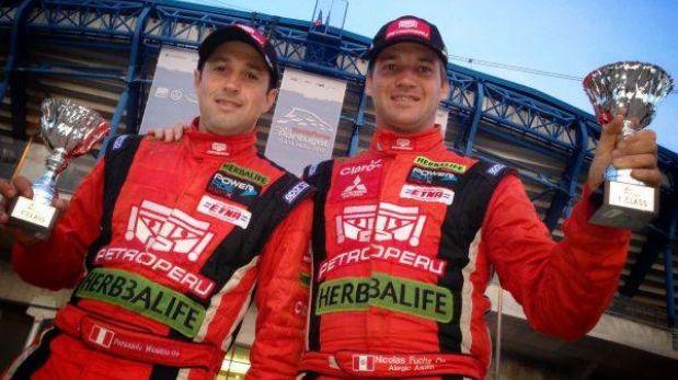Nicolás Fuchs es número uno del Mundial de Rally de Vehículos de Producción