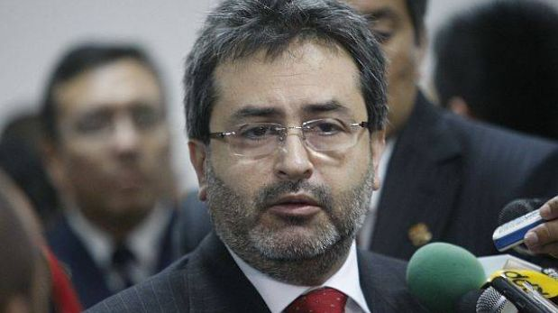 """Jiménez sobre indultos en gobierno aprista: """"Los más conveniente era un mea culpa"""""""