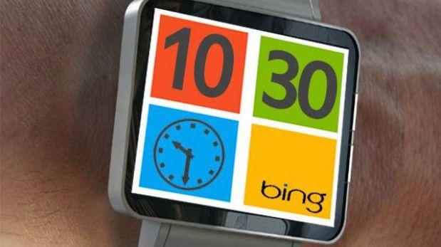 """Microsoft trabaja en su propio """"smartwatch"""""""