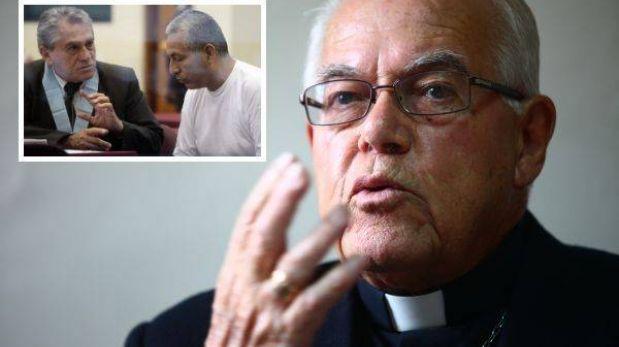 Juicio a 'Artemio': monseñor Bambarén declarará en mayo en Base Naval