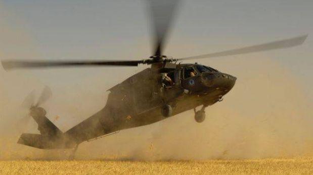 Helicóptero militar de Estados Unidos cayó cerca de Corea del Norte