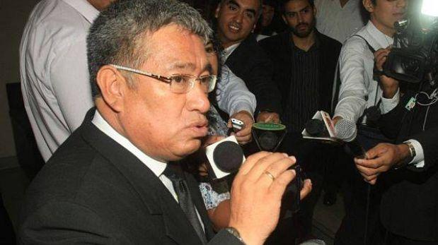 Megacomisión solicitó levantamiento del secreto bancario de Facundo Chinguel