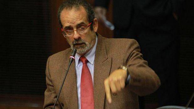 Congreso apeló sentencia que anuló suspensión de Javier Diez Canseco
