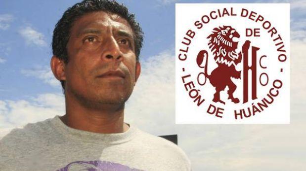 Pepe Soto viajó para ser el nuevo DT del León de Huánuco